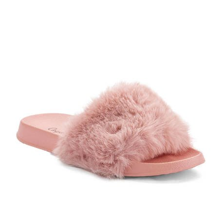 COQUI FURRY Powder pink