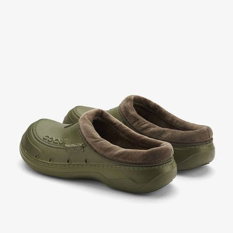 COQUI HUSKY Army green /Chocolate