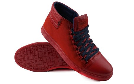 Lee Cooper Leather