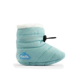Baby Winter Slipper NUVOLA Baby Classic Water Green K