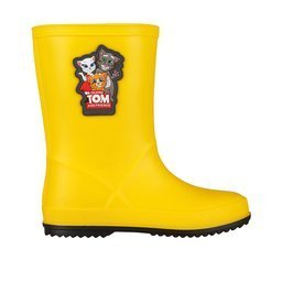 Gummistiefel COQUI RAINY Talking Tom and Friends Mid Yellow/Antracit