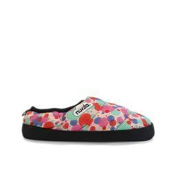 Hausschuhe NUVOLA Classic Printed Pomp Pink K