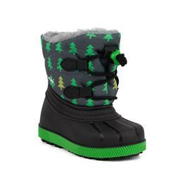 Snowboot/Winterstiefel  COQUI BERGY Antracit tree
