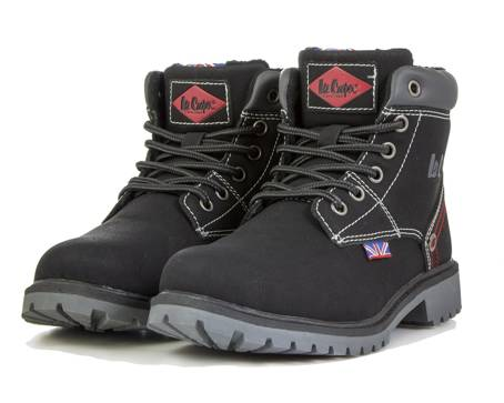 Wintersfiefel Lee Cooper LCJK-20-01-021 BLACK